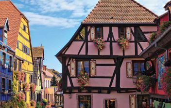 Alluring Alsace