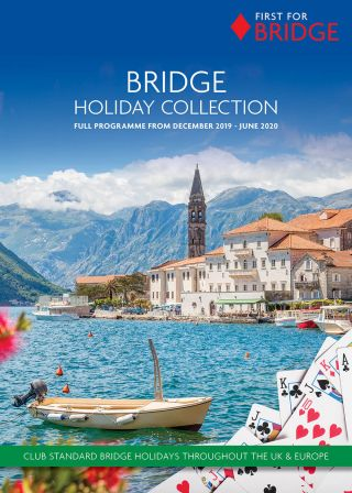 First for Bridge Holidays, 2020 - Brochure Image