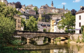 Luxemborg guided tour