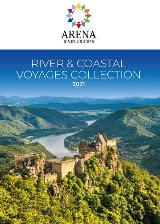 River & Coastal Voyages Collection 2021 - Brochure Image