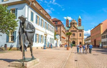 Speyer Walking Tour