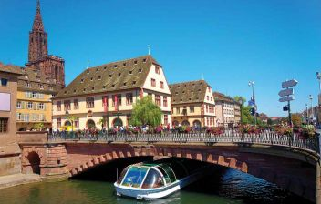 Strasbourg Canal Cruise